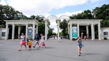 Соцсесть для знакомств в парках ParkSeason запустили в столице,