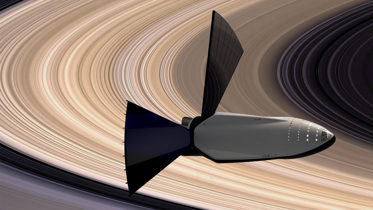 У Сатурна.