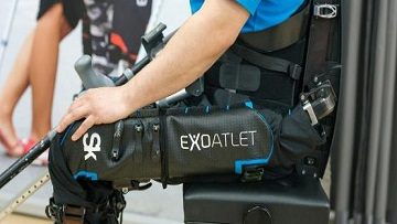 Компания «ЭкзоАтлет» стала прорывом года по версии РБК.