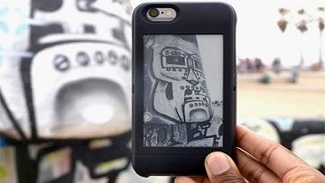 Проект чехла для iPhone с дисплеями от «планшета Чубайса» провалился.