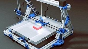 В России разработали 3D-принтер для печати космической техники.