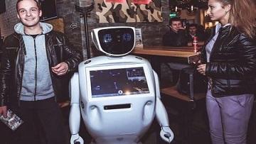 Black Star Inc готовит к открытию новый ресторан, в котором посетителей будут обслуживать роботы.