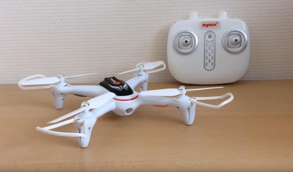 Любительские дроны начального уровня