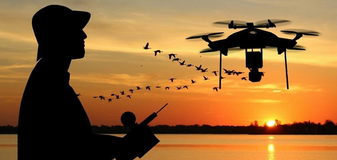 Разведка с воздуха: выбираем дрон с камерой