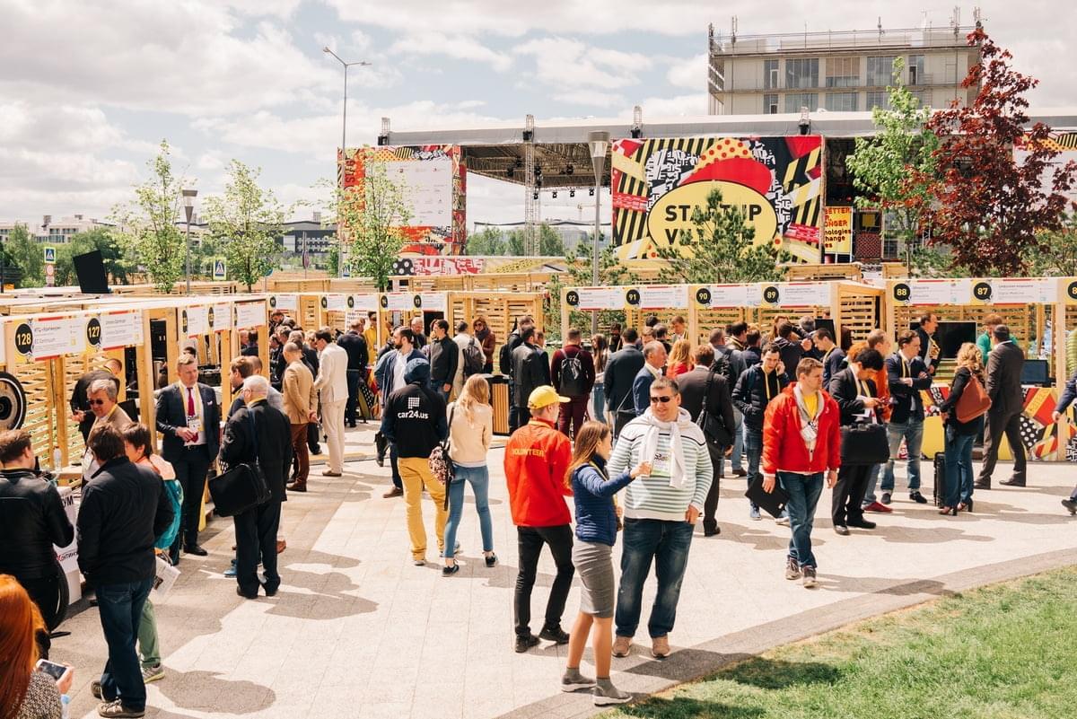 В конференции SUV в «Сколково» приняли участие более 8 тысяч человек