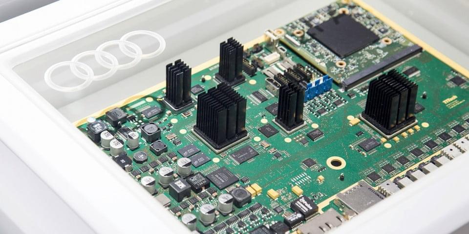 Конструкция бортового компьютера zFAS создана с учетом возможностей масштабирования и модернизации