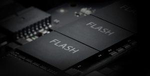 Выпущена флэш-память QLC NAND плотностью 1 Тбит