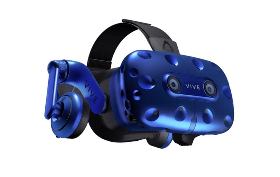 Шлем виртуальной реальности HTC Vive Pro – вещь в масштабе цен медоборудования недорогая…