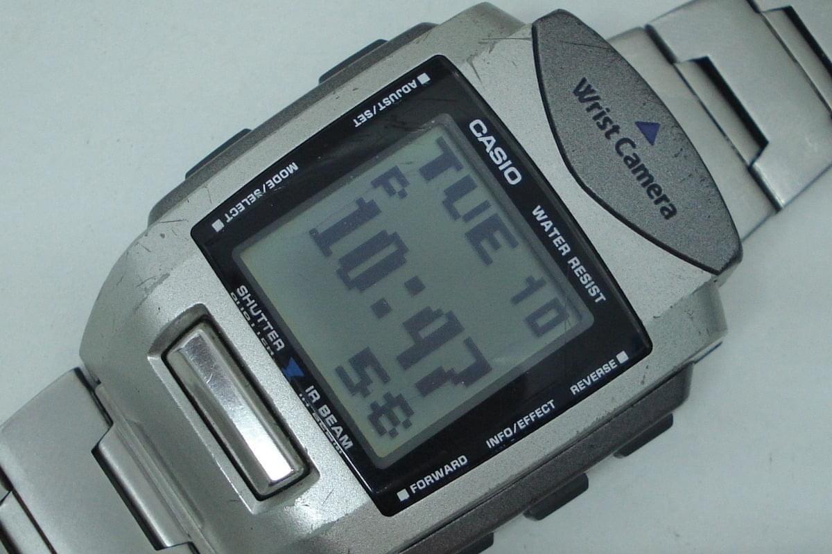 Умные часы начала 2000-х
