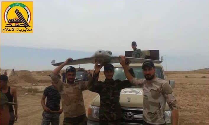 В Ираке ИГИЛ (запрещена в РФ) использует дроны на американских микросхемах – но существенной угрозы интересам США эти дроны не несут…
