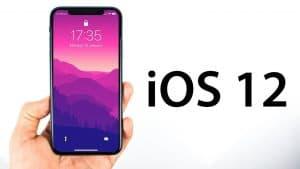 Производительность устройств на iOS 12 значительно возрастет