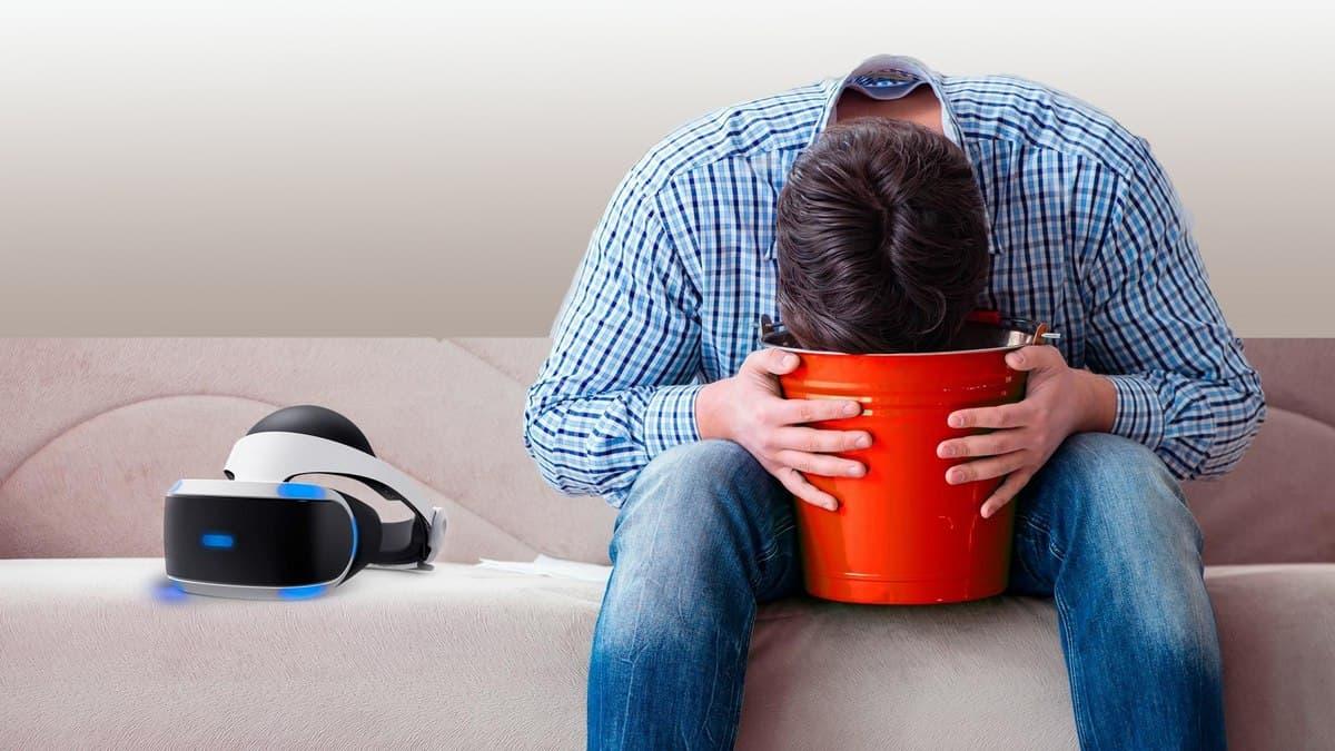 Когда от виртуальности действительно тошнит (изображение: vr4player.fr)