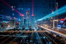 Новые технологии «умных городов»