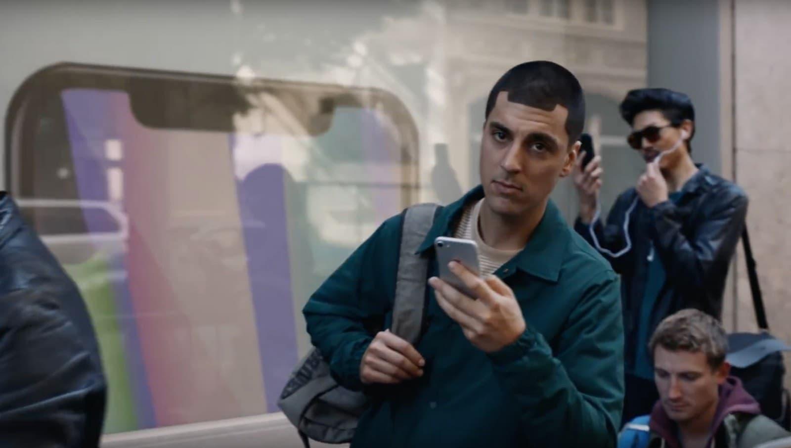 Реклама против apple