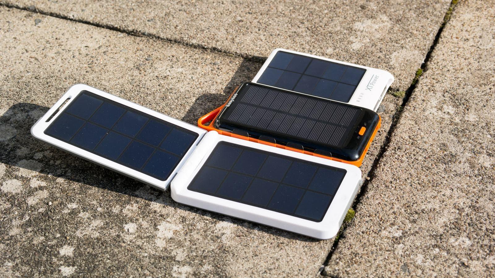 Самые эффективные в мире солнечные батареи