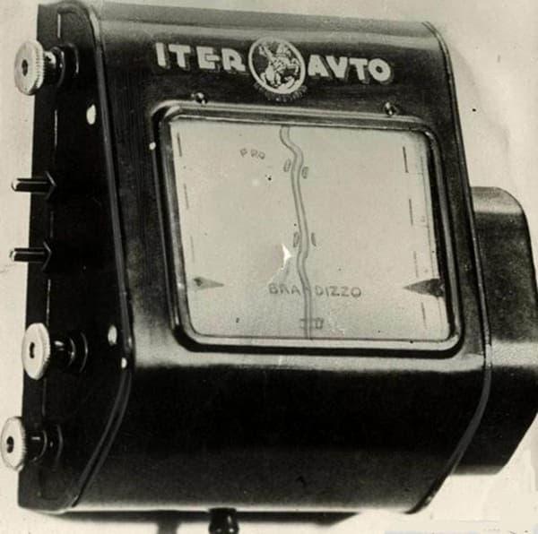 Iter-Auto - первый общедоступный навигатор итальянского происхождения