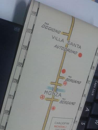 Бумажная карта для Iter-Auto