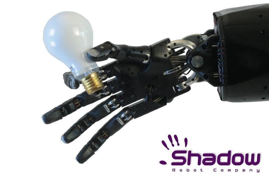 «Ловкая рука» от Shadow Robot Company.