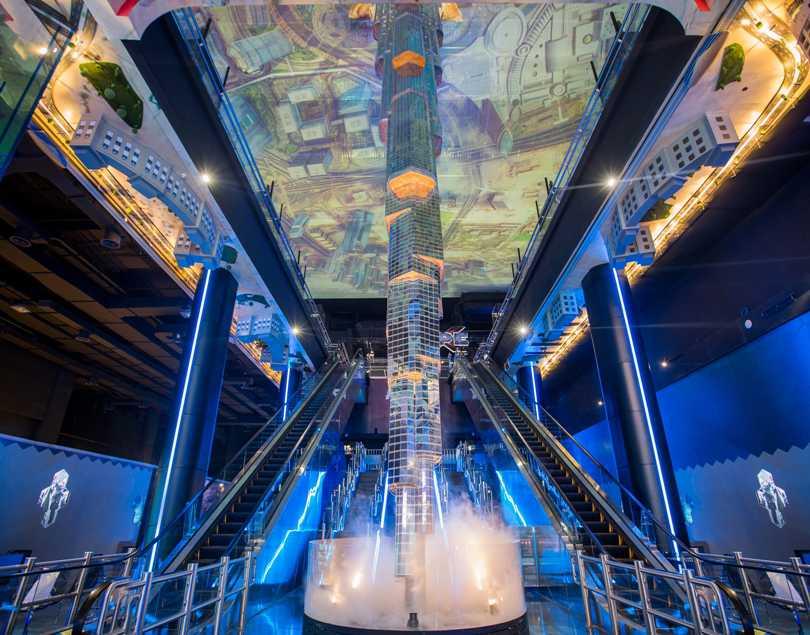 VR Park в The Dubai Mall
