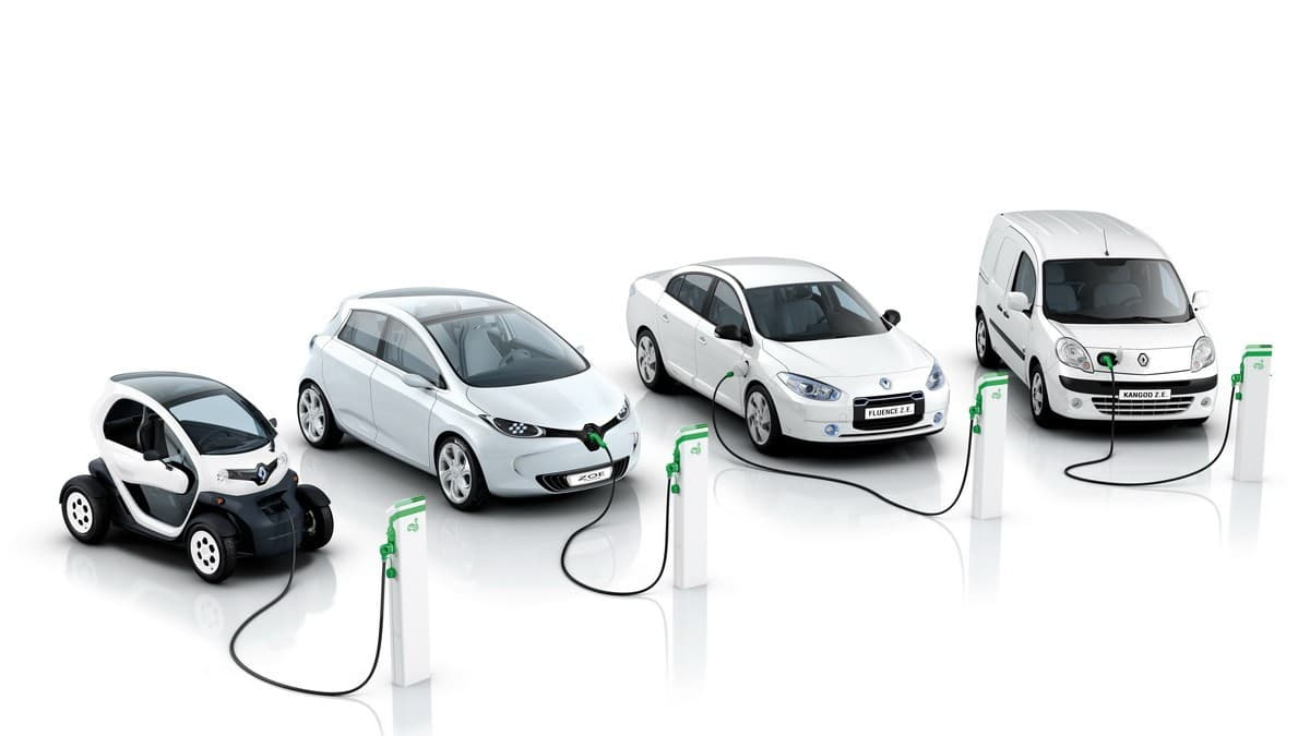 Ситуация на рынке электромобилей