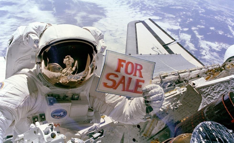 Как обстоят дела с космическим туризмом