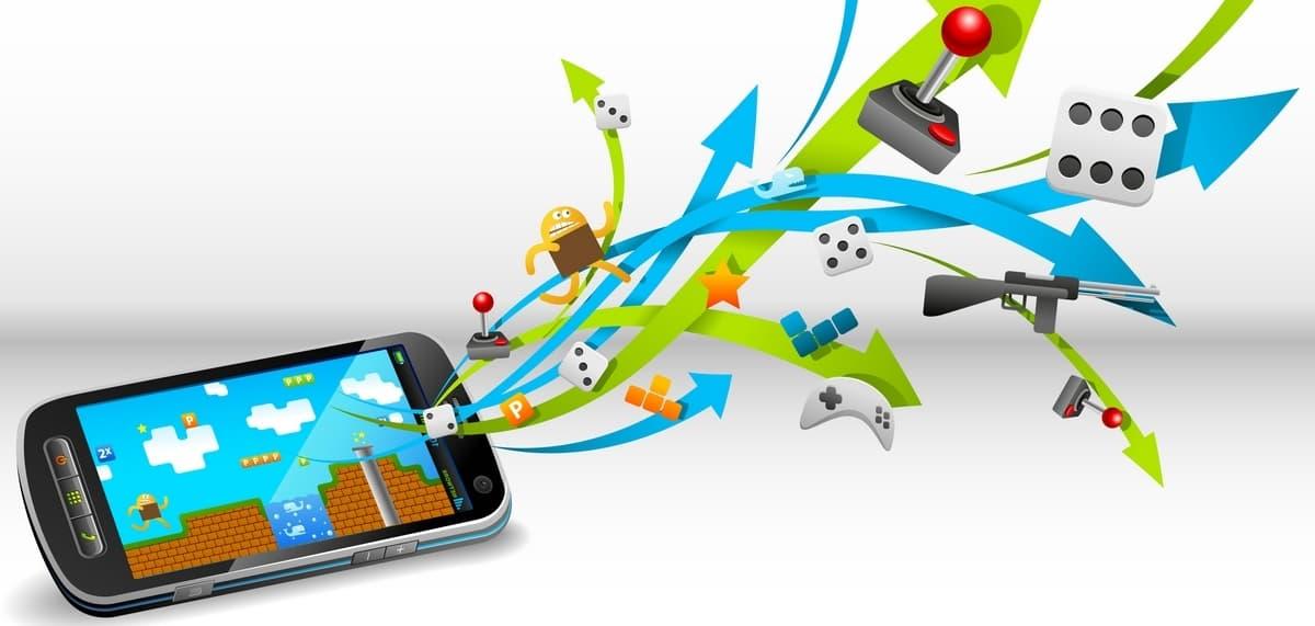 Революционные мобильные игры