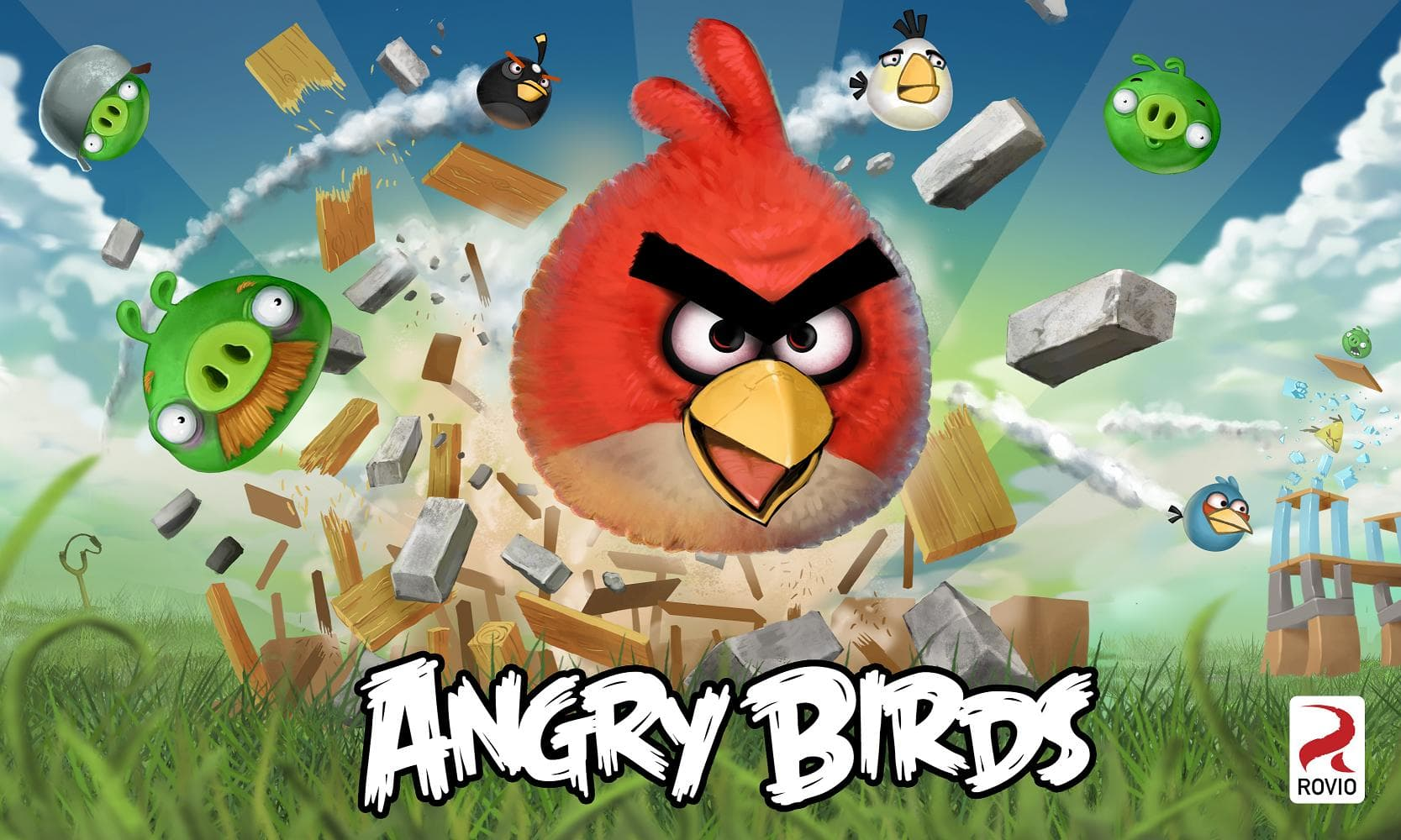 Angry Birds (2009)