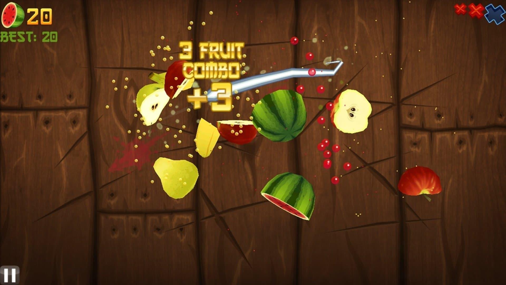 Fruit Ninja (2010)
