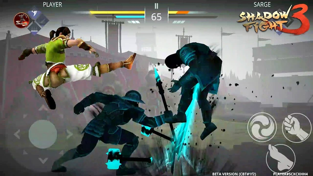 Shadow Fight 3 (2017)