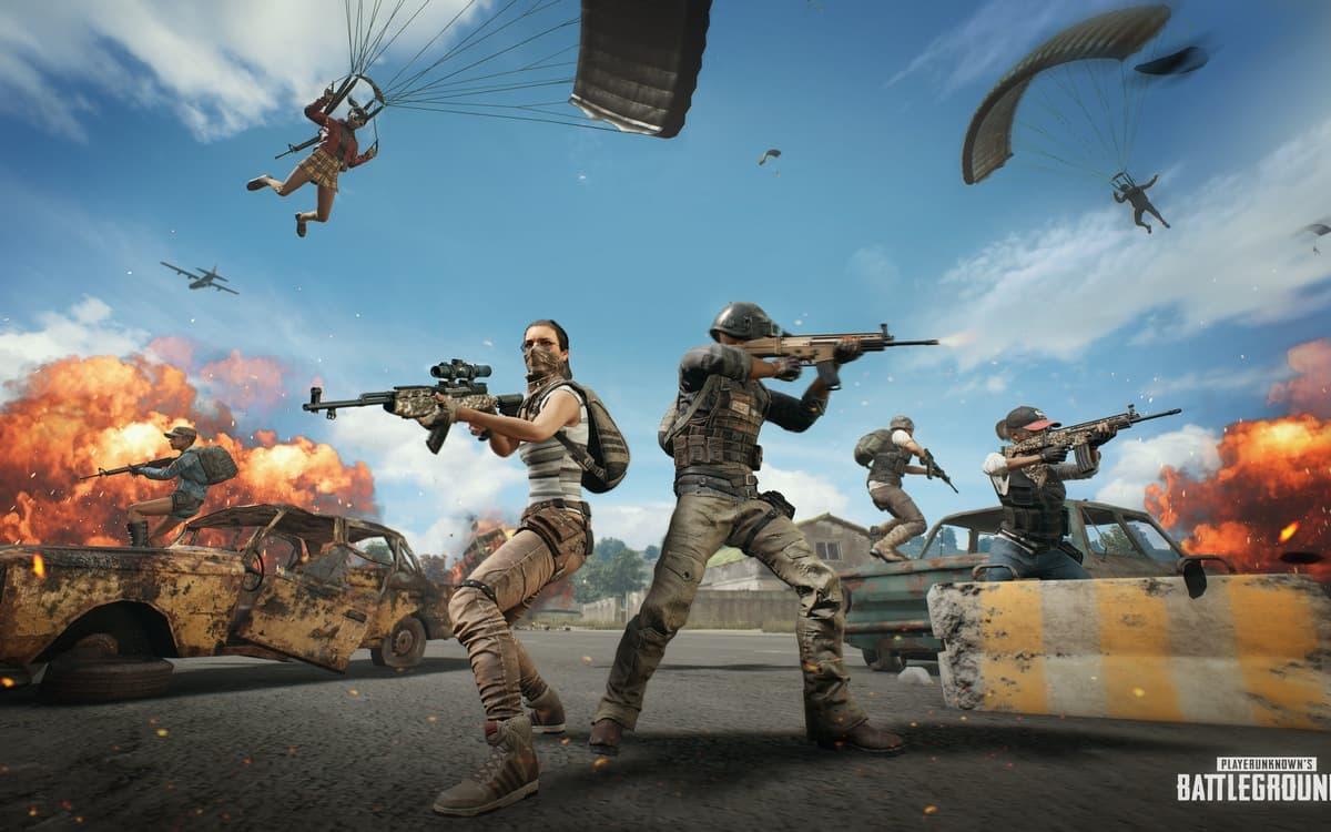 PlayerUnknown's Battleground (2018)