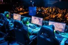 Аудитория киберспорта в России превысит отметку 12 млн.