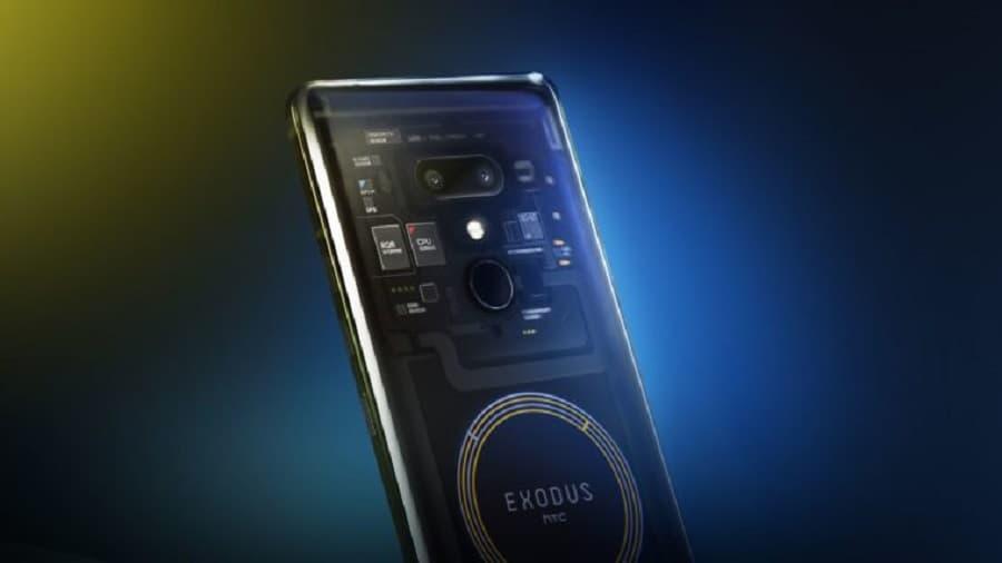 HTC запускает блокчейн-смартфон Exodus
