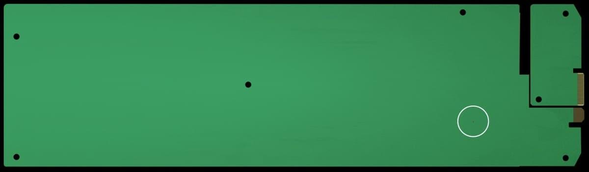 А вот сколь крошечна микросхема, обрушившая акции Supermicro… (картинка от Bloomberg)