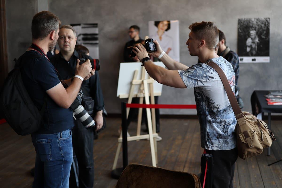 Canon Roadshow 2018 в Санкт-Петербурге