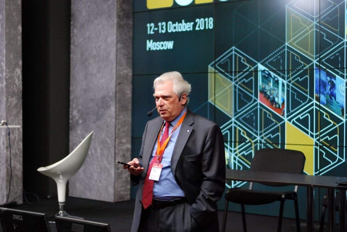 """О цифровой трансформации и квантовых технологиях на конференции """"SECR 2018/ Разработка ПО"""""""