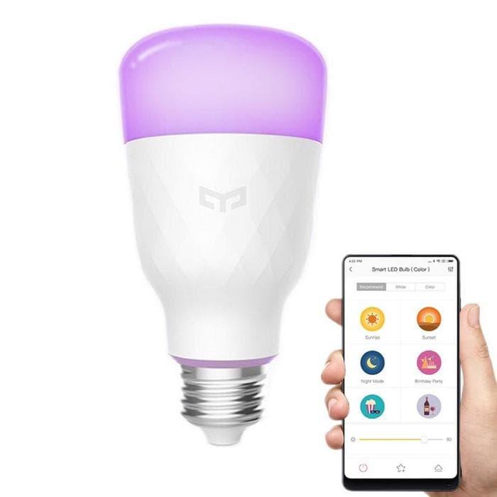 Xiaomi Yeelight LED Bulb Color