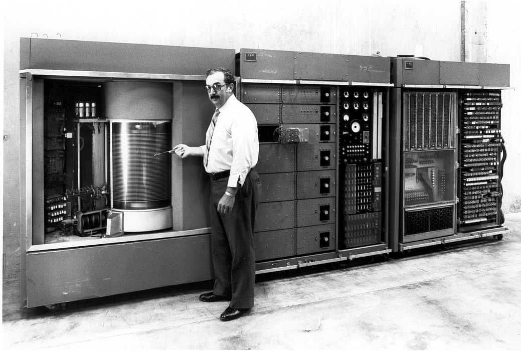 От магнитного диска к сетевым операционным системам