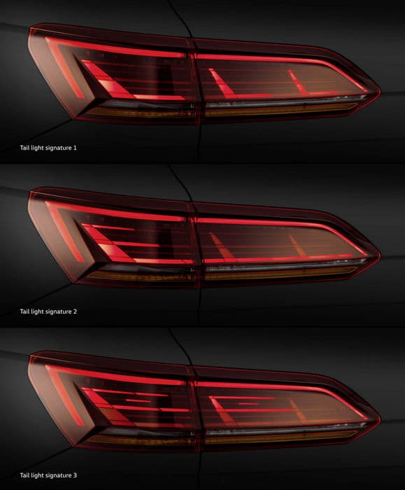 Volkswagen Evolution of Light