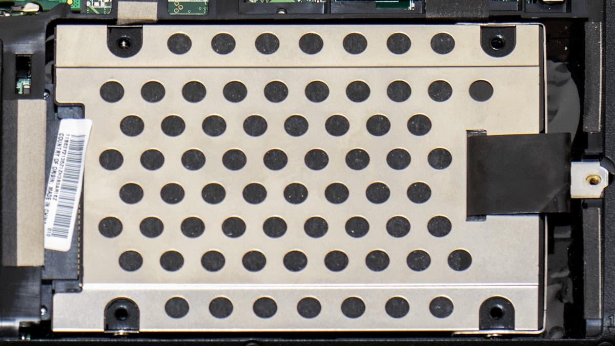 """Внутренний фиксатор для 2,5"""" HDD/SSD с прямым подключением SATA"""