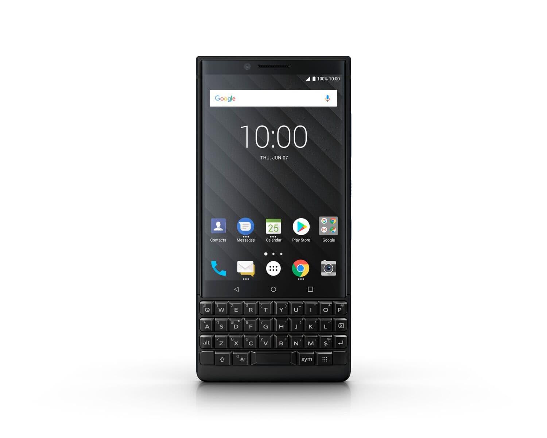 В России начались официальные продажи BlackBerry® KEY2
