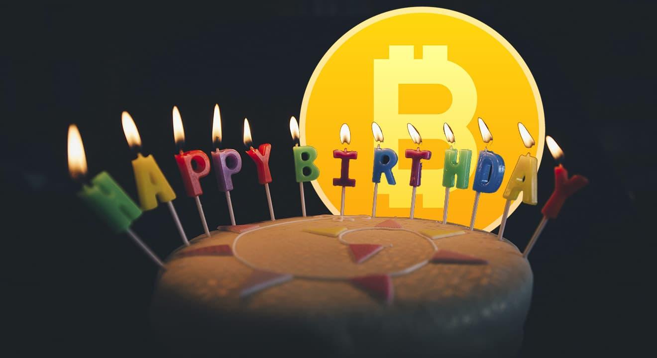 Биткоину 10 лет – с Днем Рождения!