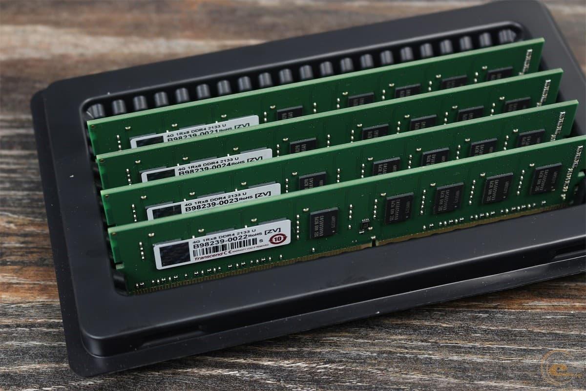 Оперативная память дешевеет