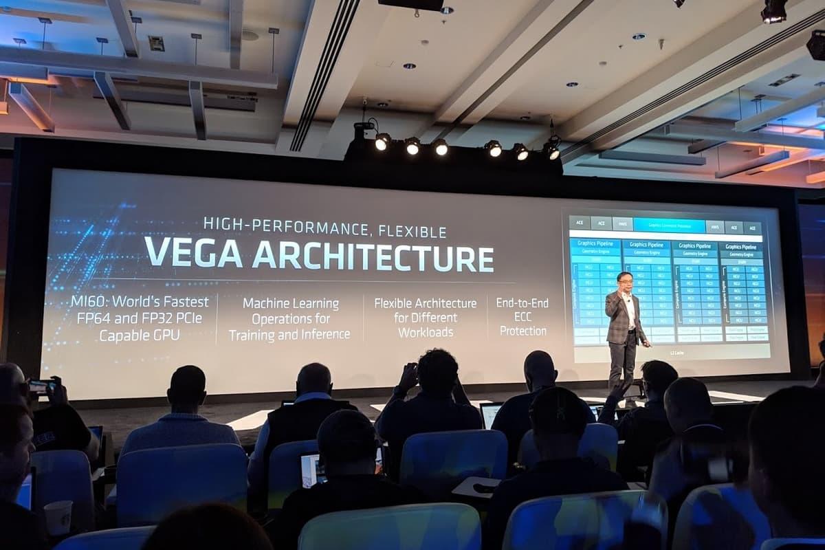 Представлен первый в мире 7-нанометровый GPU
