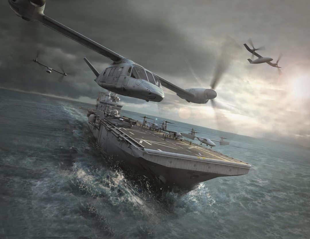 Новое поколение военной авиации