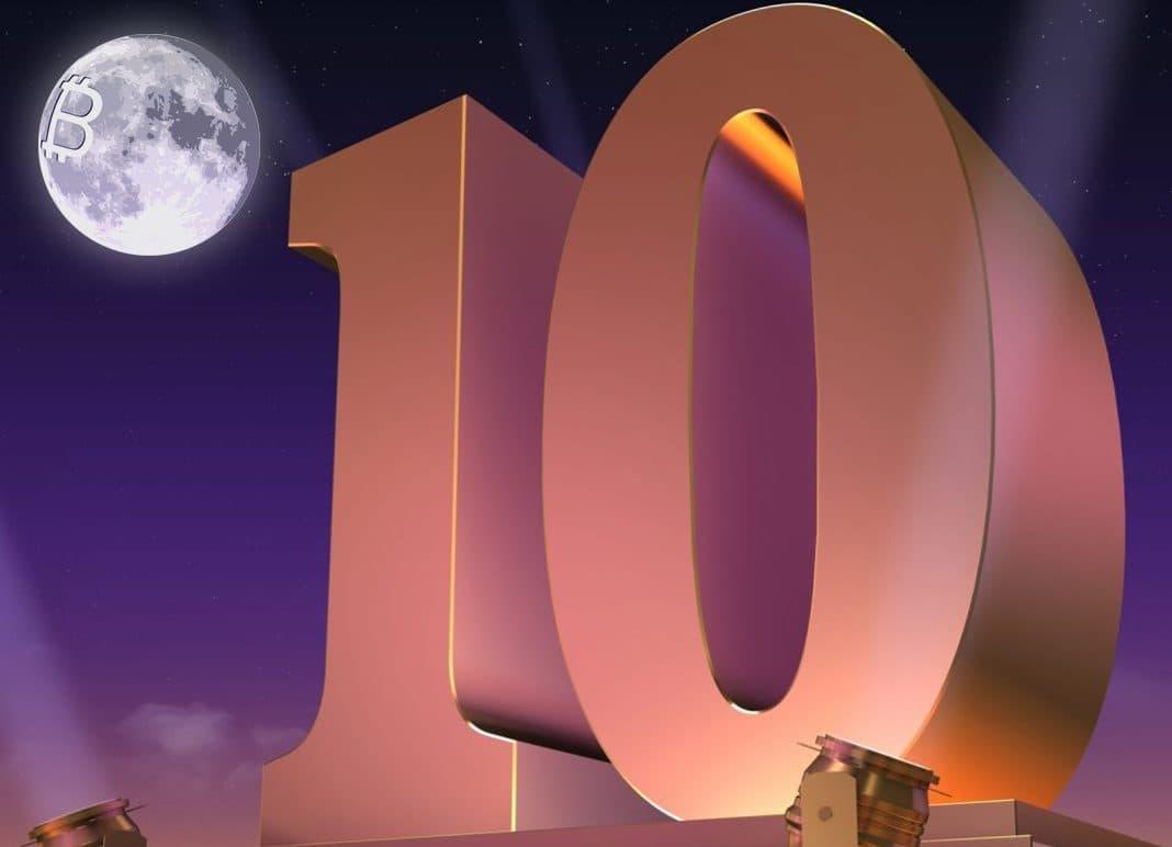 Дубль-2: четыре способа отметить десятилетие Биткоина