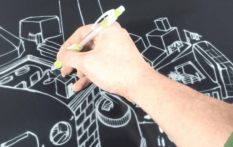 Компания E Ink анонсировала новую технологию электронного письма
