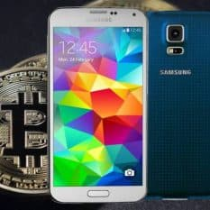 Samsung может разработать собственный блокчейн-смартфон