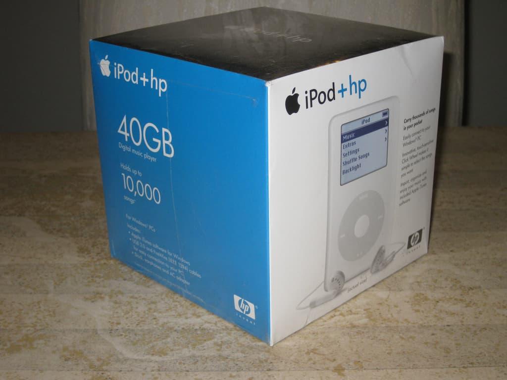 iPod + HP