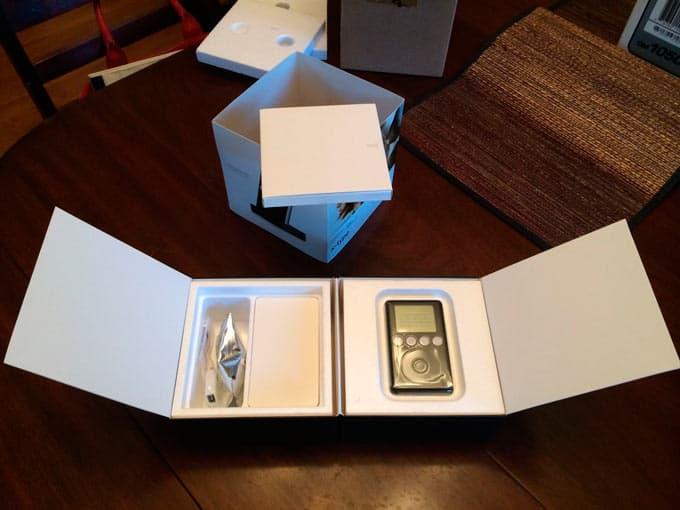 iPod Jaguar X-Type Edition