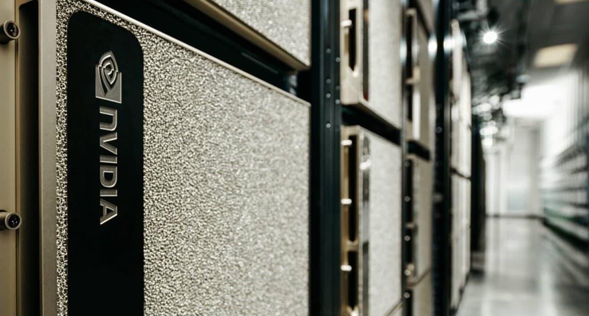 NVIDIA устанавливает 6 рекордов в области вычислений для ИИ